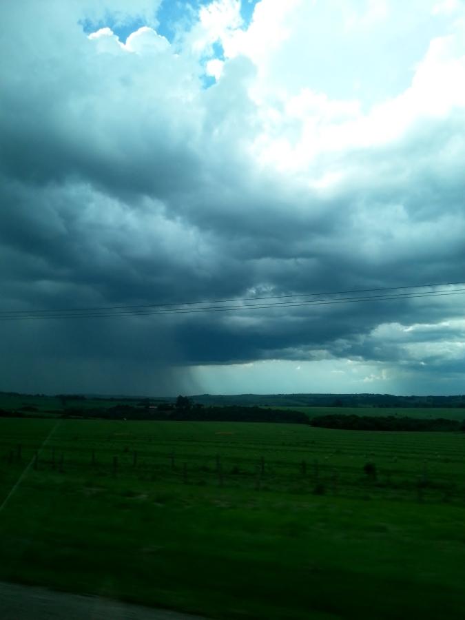 Tempestade e pressão oudepressão