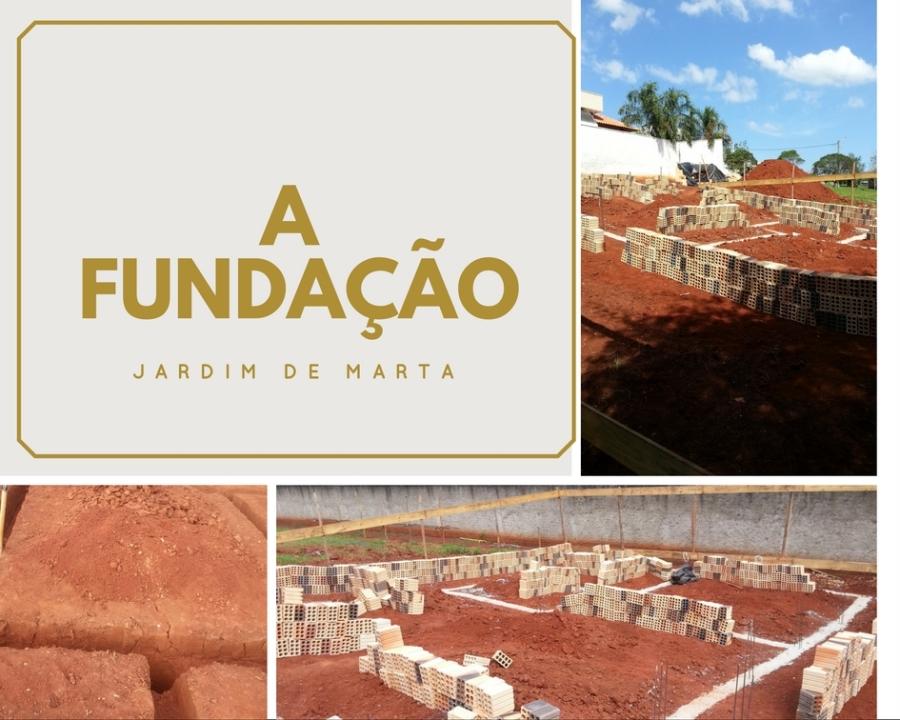 Que a fundação sejasólida!!!
